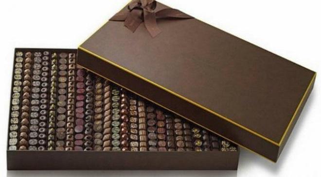 chocalet box InMarathi