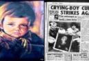 """रडणाऱ्या बाळाचं, कित्येक अपघातांस जबाबदार धरलं गेलेलं """"शापित"""" चित्र"""