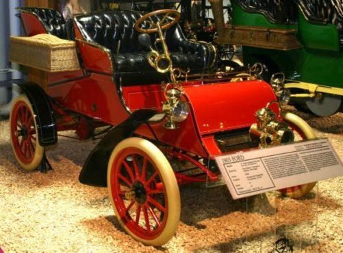 first ford car inmarathi