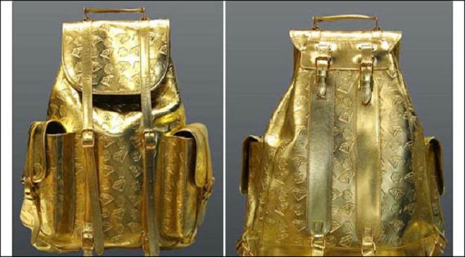 gold bag InMarathi