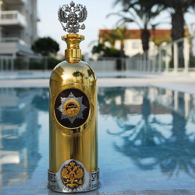 gold bottel InMarathi