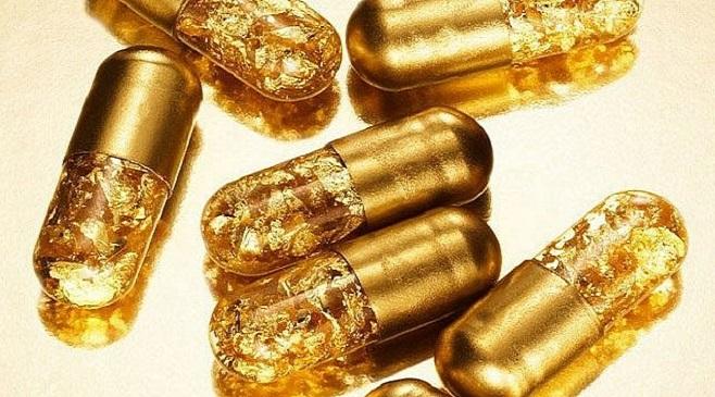 gold capsules-InMarathi