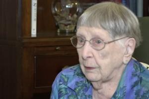 104 Year Old woman.Inmarathi