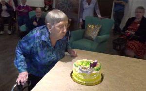 104 Year Old woman.Inmarathi1