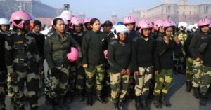 BSF Women Bikers.Inmarathi2