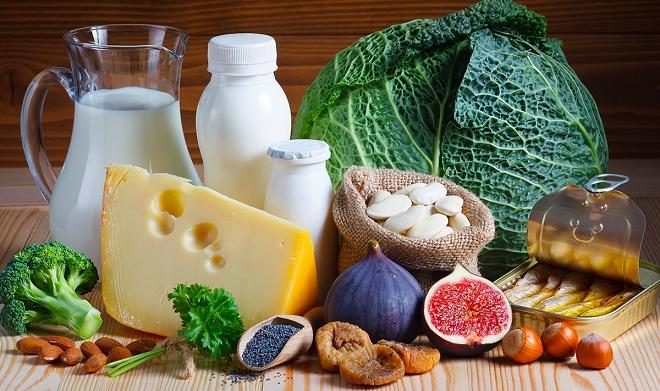 Calcium-Foods InMarathi