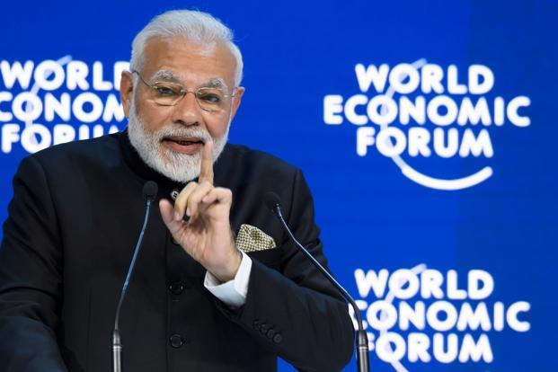 Confident Presentation Modi inmarathi