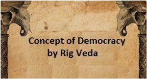 Democracy concept by rigveda.inmarathi1