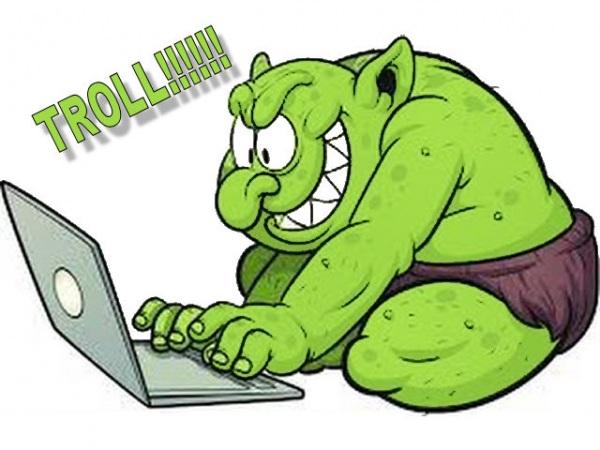 Facebook trolls.Inmarathi