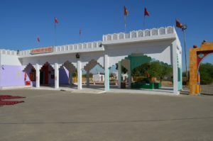 Spiritual tanot mata temple.Inmarathi1