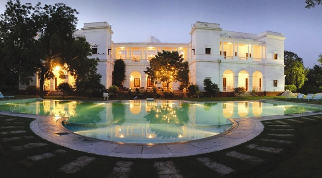 The Pataudi Palace InMarathi