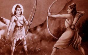 Urvashi cursed arjun.Inmarathi3