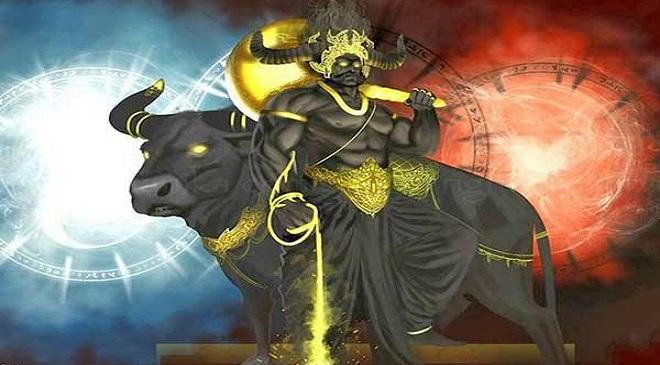 Yamraj-is-the-God-of-Death-in-Hindu-religion-inmarathi