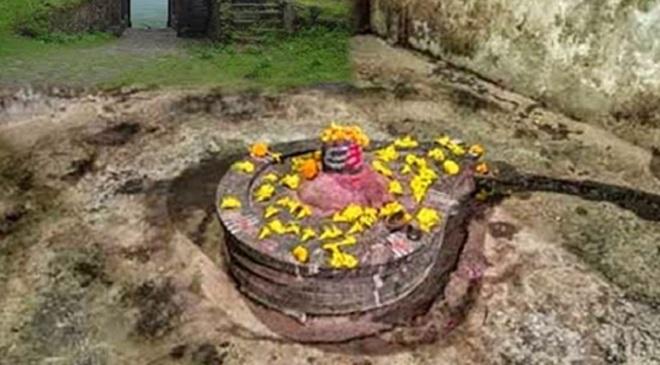 ashwathama-temple-asirgarh-fort-mp 1 InMarathi