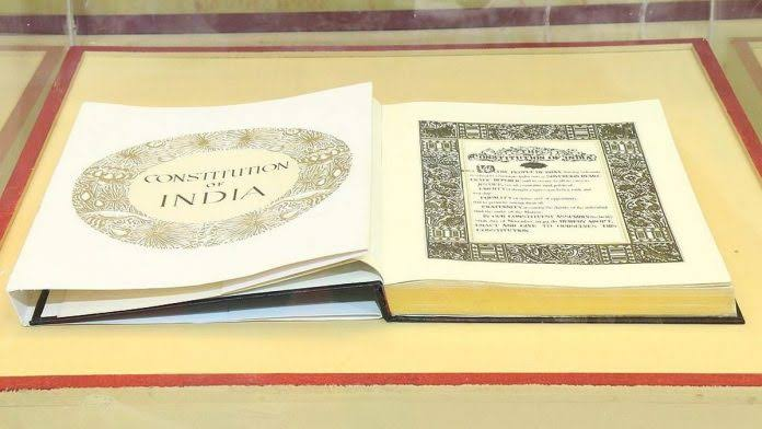 constituition if india inmarathi