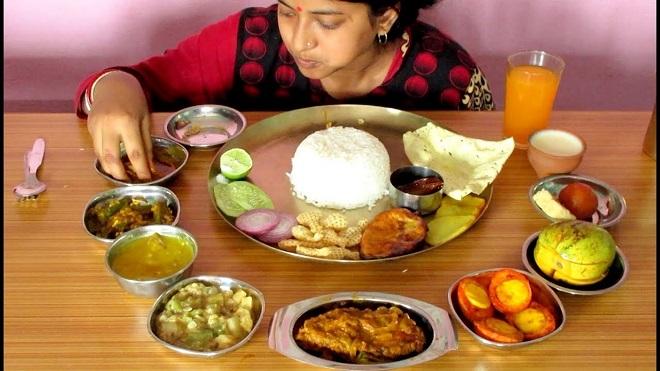 food eating InMarathi