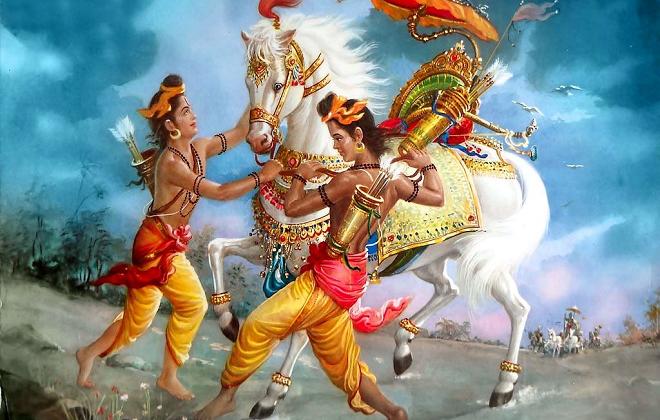 lav kush inmarathi