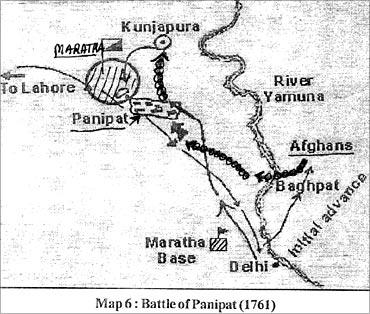 map_of_buradi_inmarathi