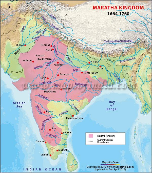 maratha-kingdom-inmarathi