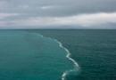 ह्या महासागरांच्या संगमावर पाणी एकत्र का होत नाही? समजून घ्या!