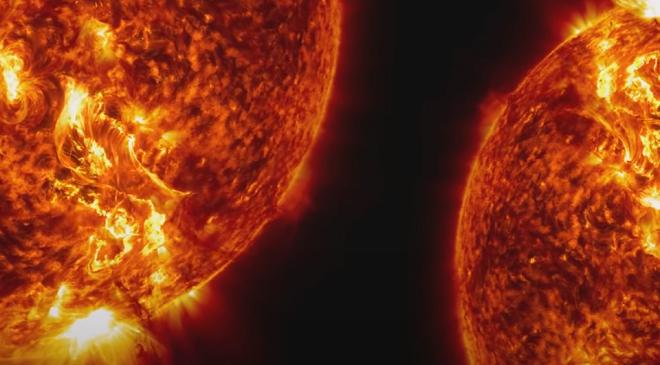 two suns inmarathi