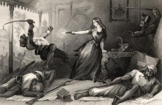 1857-Revolt-of-soldiers.Inmarathi1