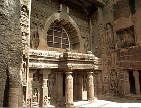 Architectural locations of india.Inmarathi