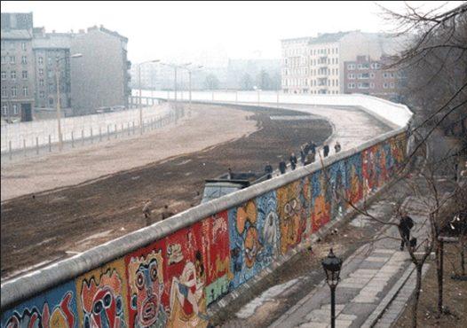 Berlin Wall.Inmarathi