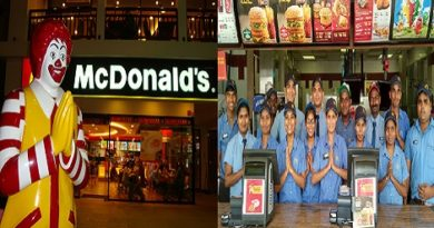 Facts about Mcdonalds.Inmarathi00