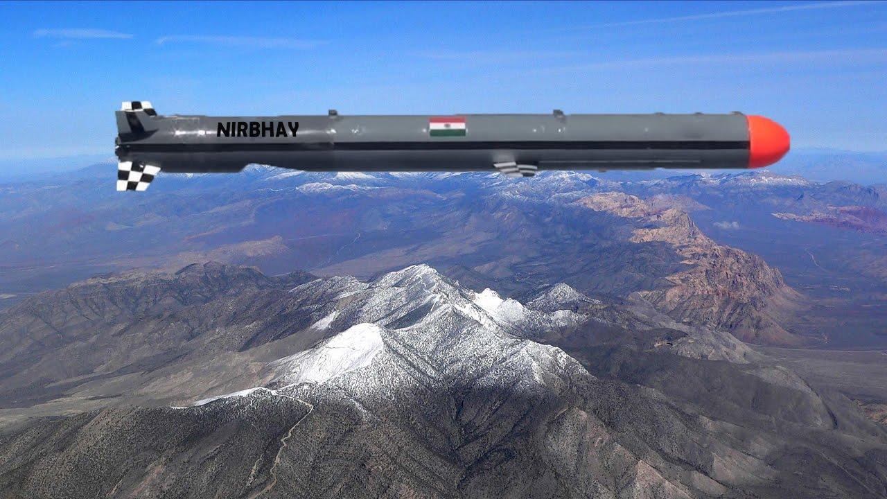 Nirbhay_cruise_missile-inmarathi
