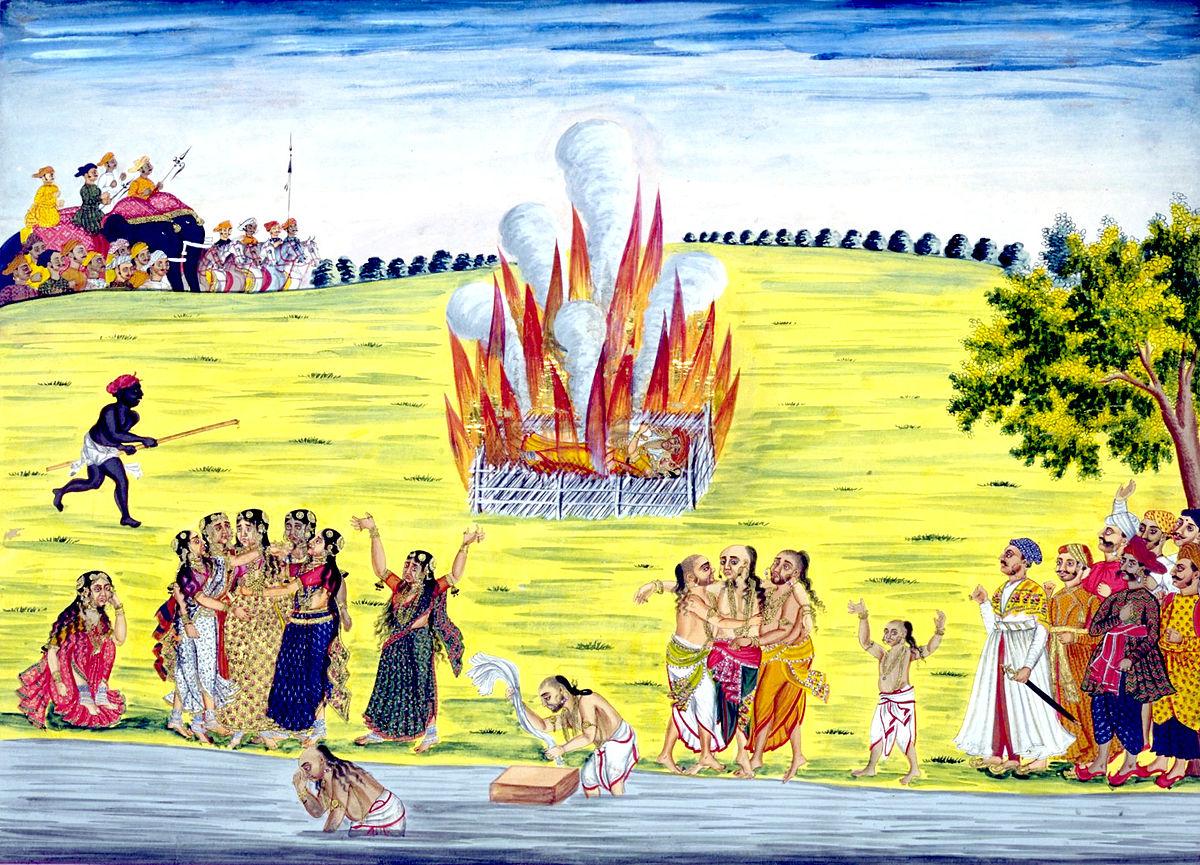Sati_ceremony-inmarathi