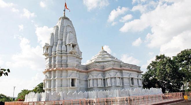 gajanan temple inmarathi