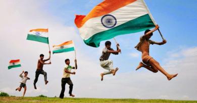 indian flag inmarathi