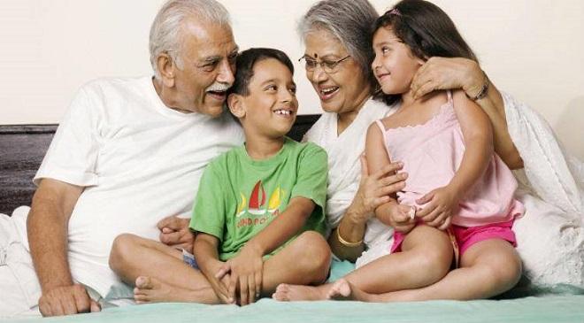 indian-grand-parents InMarathi