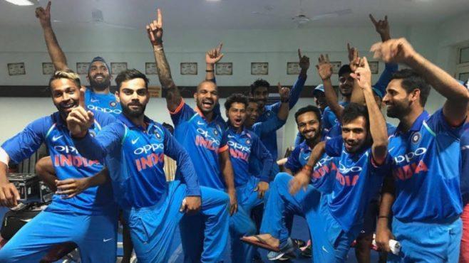 Indian cricket team dressing room secrets.Inmarathi