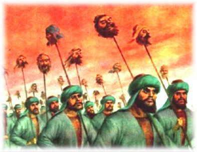 Mughal Barbarism and Islamic Savagery in India - inmarathi
