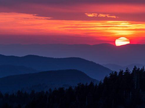 Sunset colours.Inmarathi