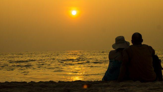 Sunset colours.Inmarathi2