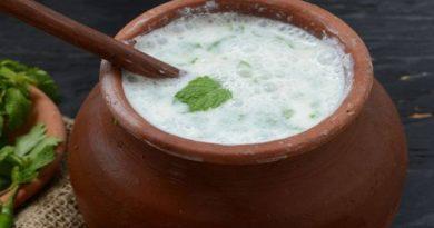 buttermilk InMarathi