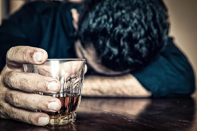 drink in alcohol InMarathi