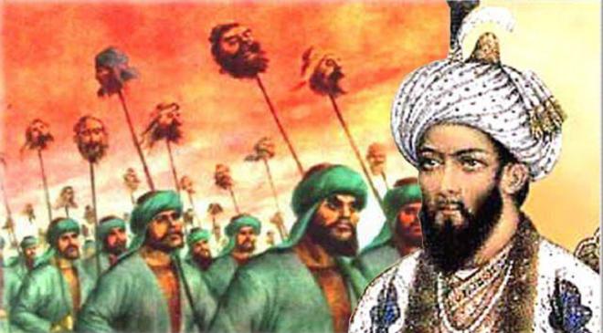 mughal inmarathi