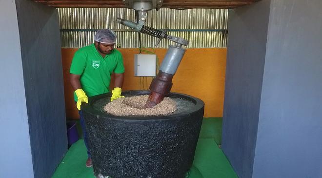 oil ghana inmarathi