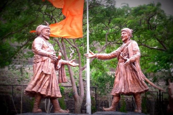 shivaji maharaj and shahaji maharaj InMarathi