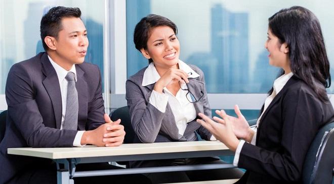 Job Interview inmarathi