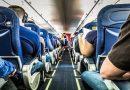विमानातील खुर्च्या निळ्या रंगाच्याच का असतात? जाणून घ्या…