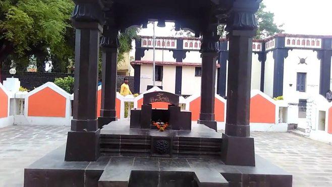 sambhaji-maharaj-samadhi