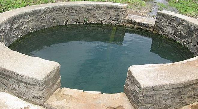 well in water InMarathi