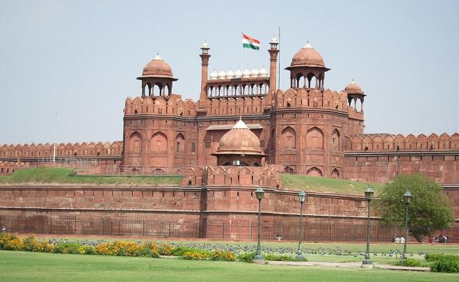 Shahjahanabad fort InMarathi