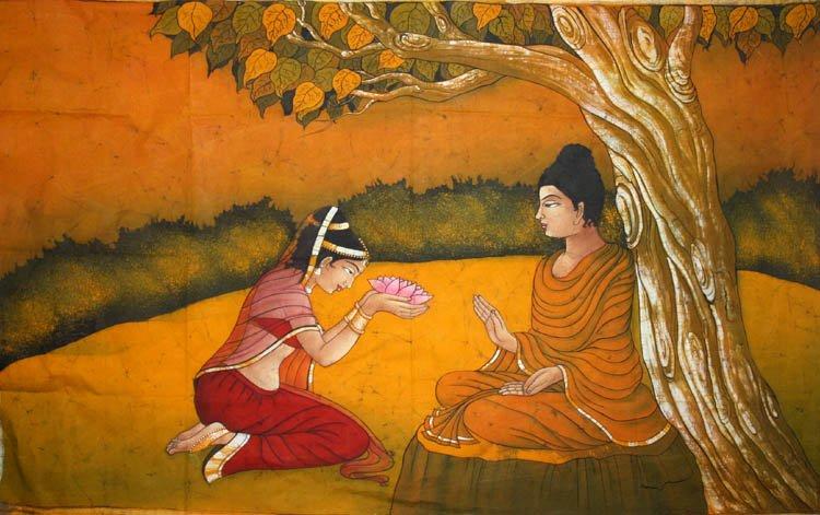 buddha amrpali inmarathi