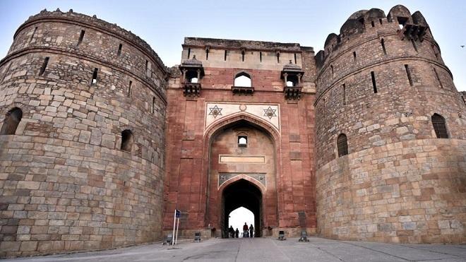 dinpanah fort InMarathi
